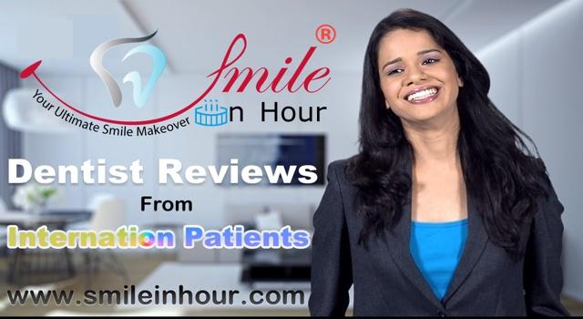 Smile in Hour® Cosmetic Dental Implants Clinic international patients Reviews Melbourne, Sydney, Brisbane, Australia, , India